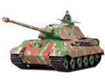 RC Panzer Deutscher Königstiger 1:16 Heng Long mit Rauch und Sound , Metallgetriebe und 2,4Ghz Fernsteuerung -Upgraded Version