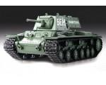 RC Panzer Russicher Soviet Union KV-1 1:16 HL -Rauch&Sound und 2,4Ghz