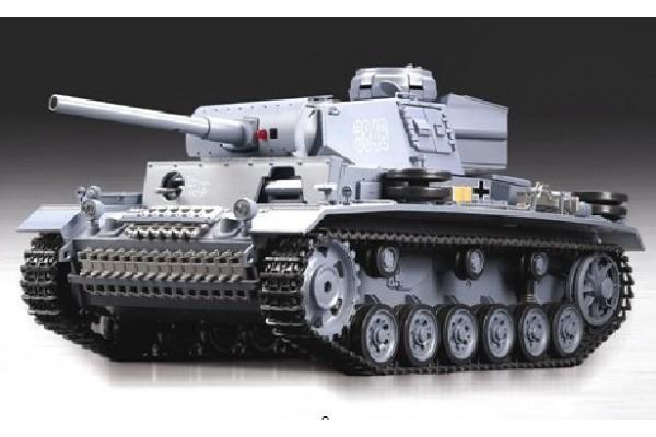 RC Panzer Kampfwagen III 1:16