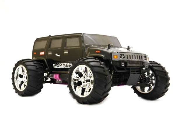 RC Hummer Verbrenner Monster Truck 1:10 3,0ccm 2,4GHz
