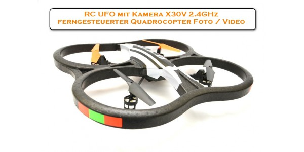 Quadrocopter X30V